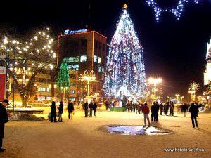 ivano frankivsk zima9 300x225 - Новый год в Карпатах