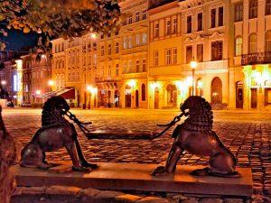 lvov vecherniaia ekskursiia 9 300x225 - Новогодний отдых на Закарпатье (отель Виноградов)
