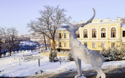 15420287805be97decc402f - Новогодние Черновцы, Камянец и не только