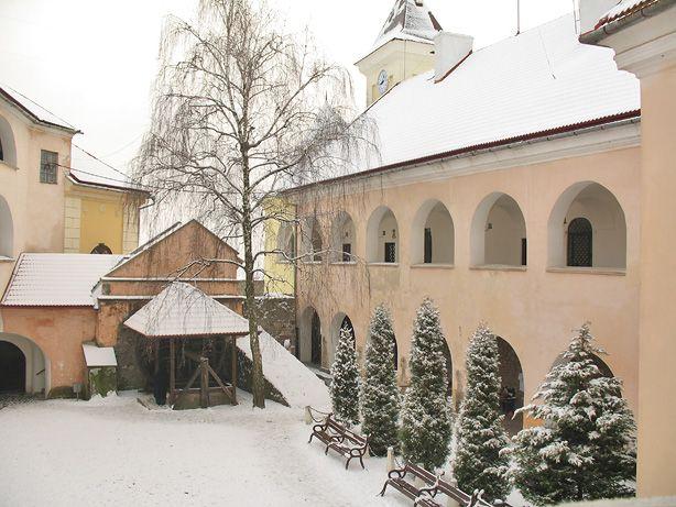 mukachevo1 1 - Сыро-Винный тур по Закарпатью (Зимный Вариант )