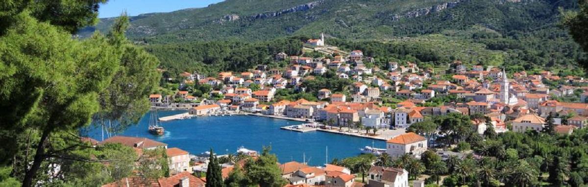 jelsa hvar dalmatia - Хорватия - страна сказка