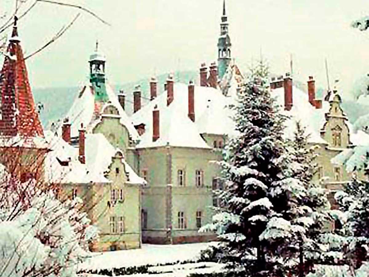 karpaty zima 1 - Сыро-Винный тур по Закарпатью (Зимный Вариант )