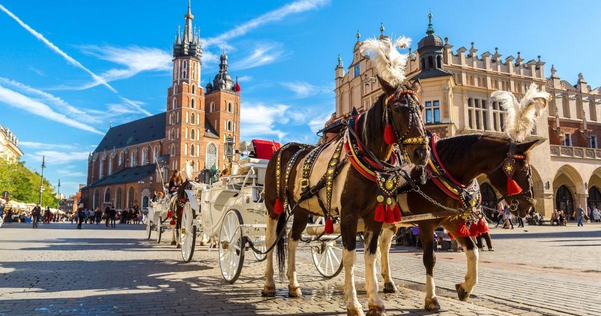 krakow 3 - Польща