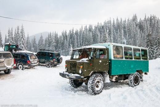 15435102105c0018c2ce932 - Лыжный тур на Драгобрат+ Гуцульская забава