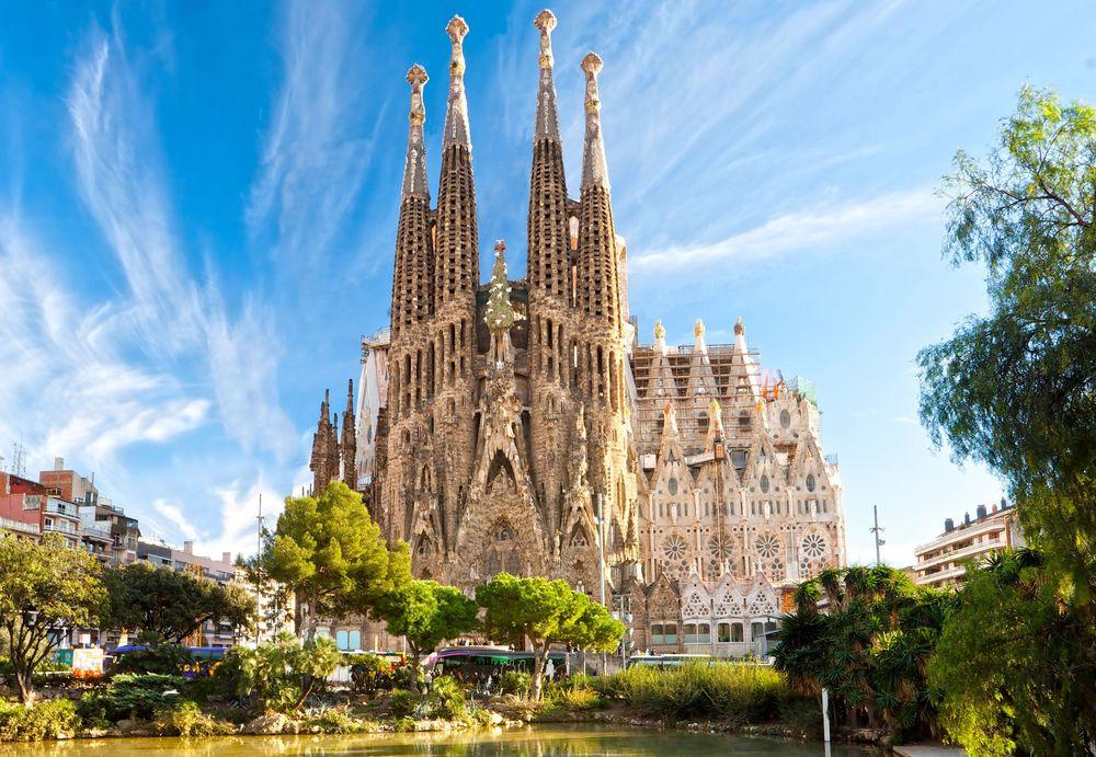 Sagrade Familie Barselona - Испания ранее бронирование