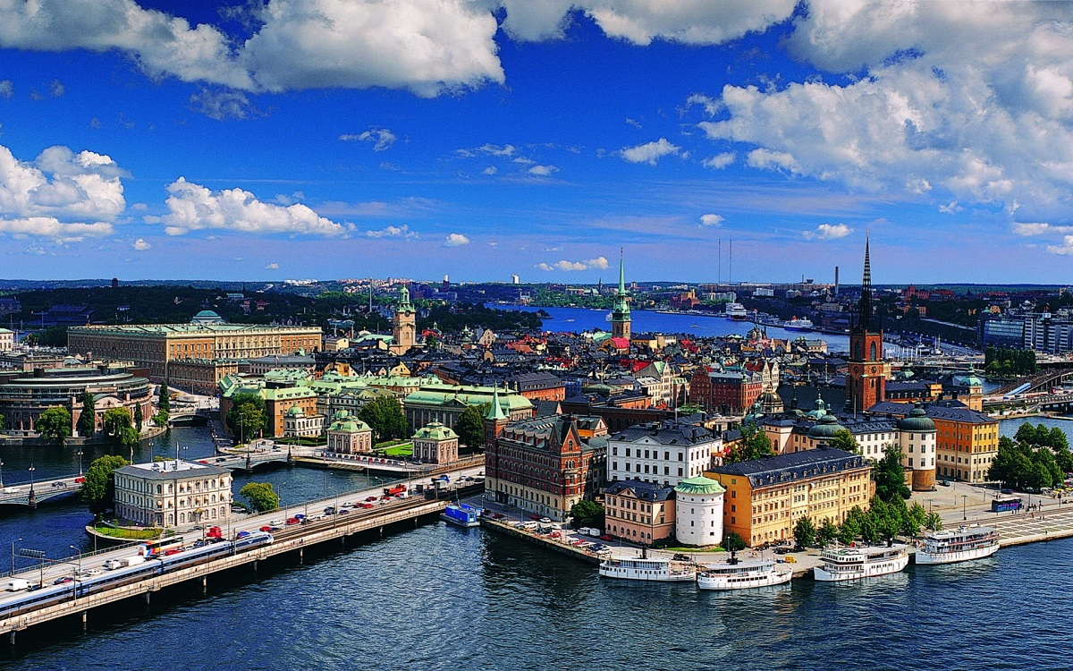 4 1 - Стокгольм