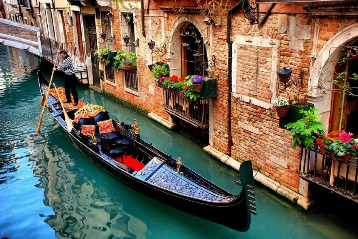 6 - Просто Венеция