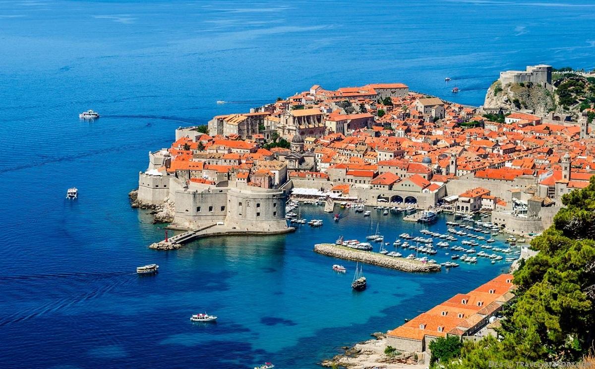 Dubrovnik Horvatiya - Хорватия 24/7