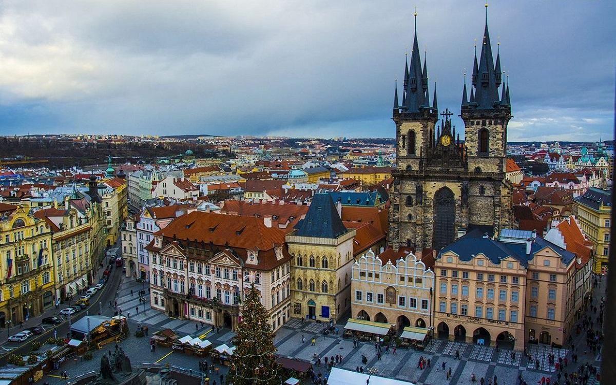 Excursion in Prague Old Town - Нидерланды.I Love amsterdam
