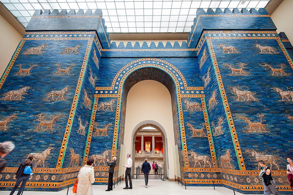 Pergamon Museum1 - Амстердам и Брюсcель I Like It