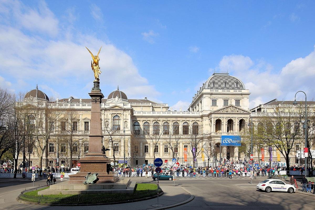 Ringshtrasse Venskij universitet - Ключ в Европу: Будапешт+Вена
