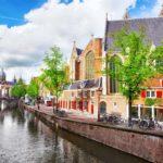 Uyutnye domiki vdol kanala Amsterdam 150x150 - Автобусні тури в Європу зі Львова