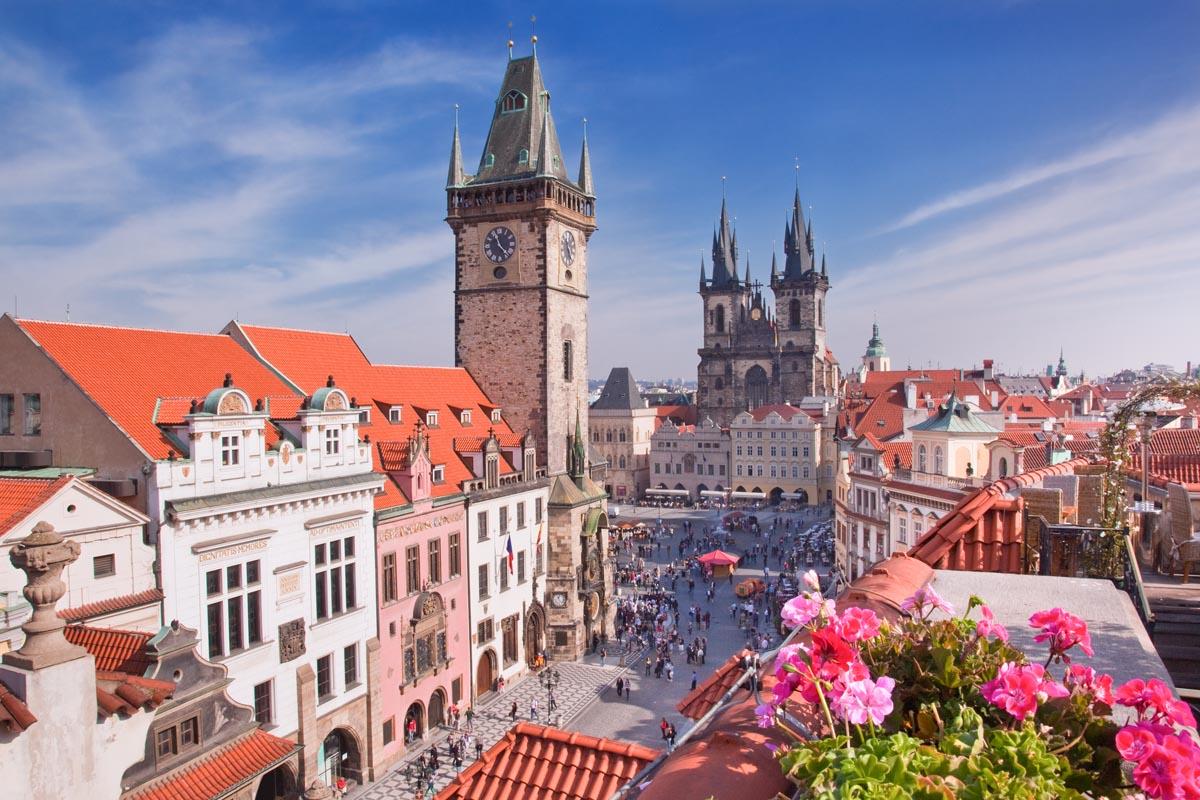 Vesennyaya Praga - Вена и Прага - Империи королей