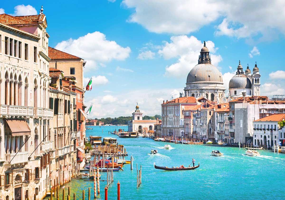 Volshebnyj Grand kanal Venetsiya - Итальянская сиеста