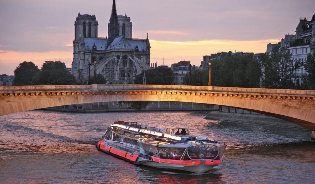 bateauxmouches13 - От Ван Гога до Эйфеля Амстердам-Париж