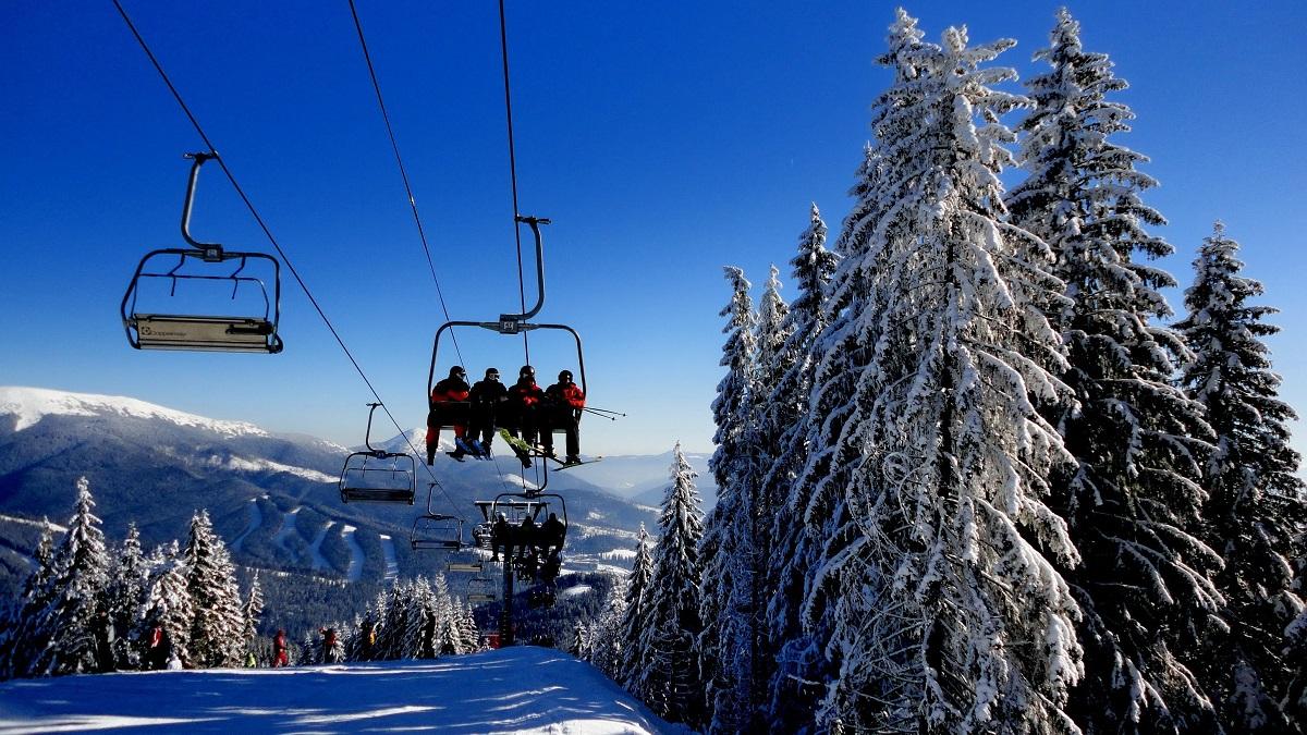 bukovel mini - Тур на лыжи в Буковель