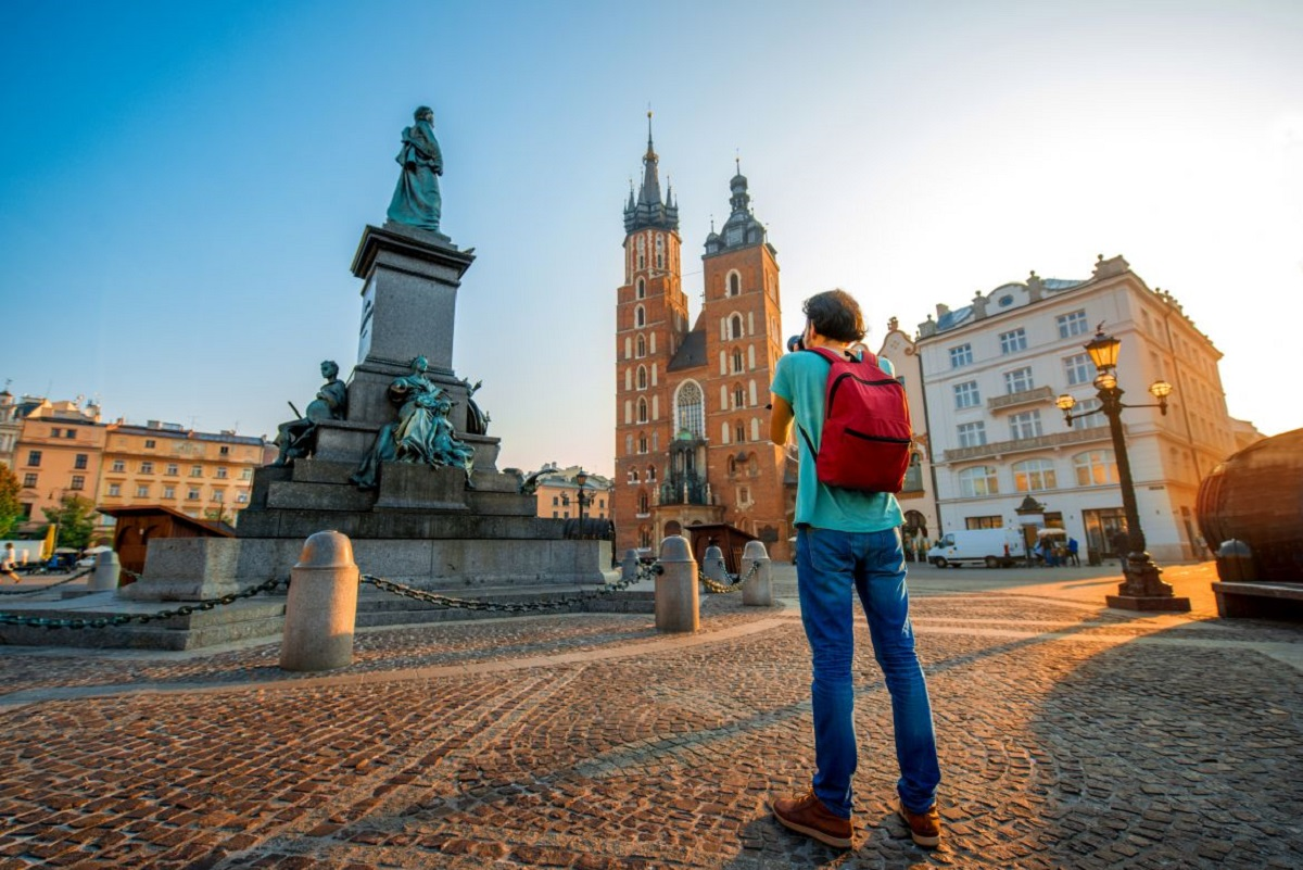 Krakow luchshij - Прага и Дрезден # нашилюдывсюды
