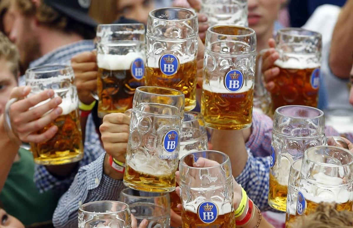 la fg germany beer 20160421 - Вена и Прага - Империи королей