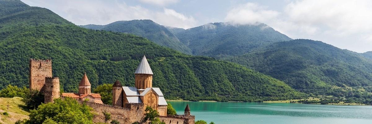 xp slideshow - Гостинна і захоплююча Грузія