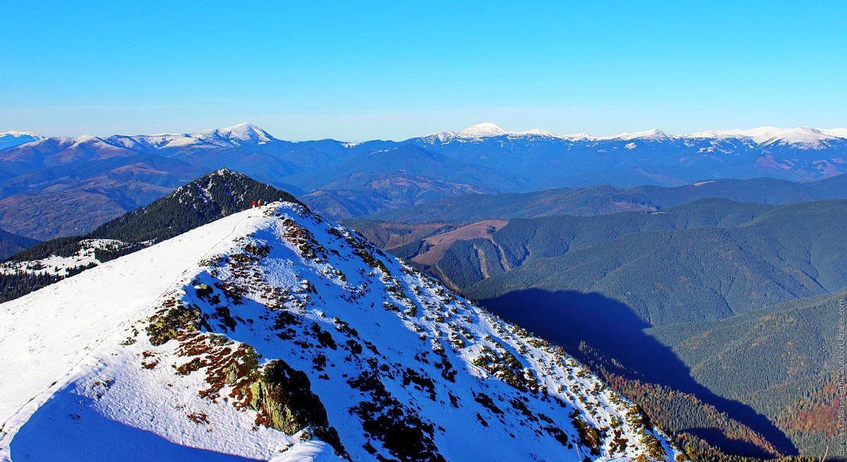 03 marmarosy pohod zima - Мармарошски Альпы