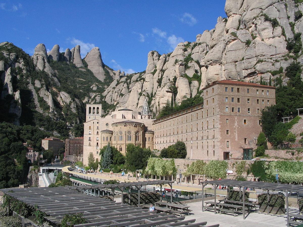 1200px Montserrat  034 - Каталонский экспресс