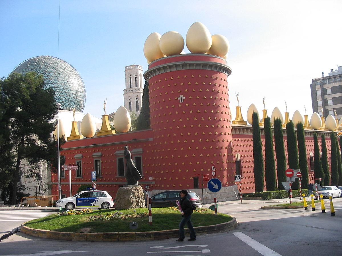 1200px Museu Dali - Каталонский экспресс
