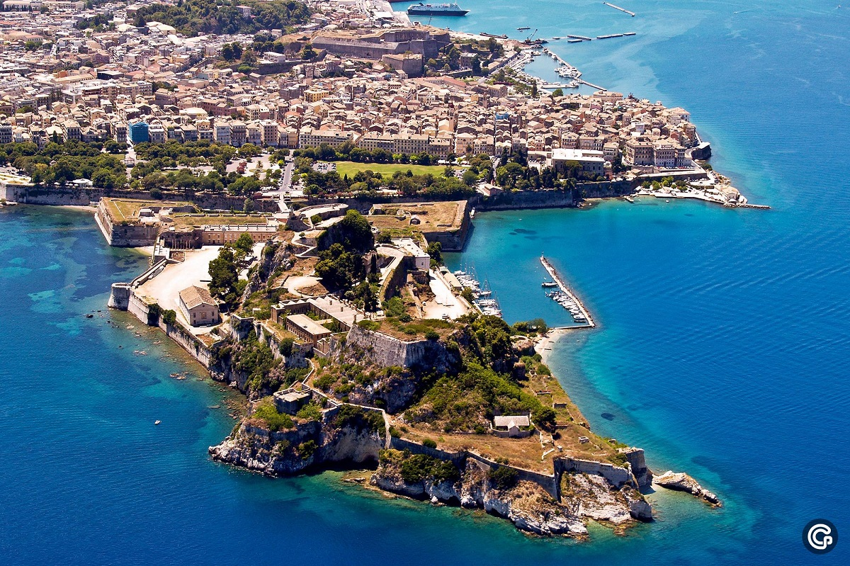 50 Fortress Corfu - Паломничество в Меджугорье и Грецию 5 дней отдыха на море