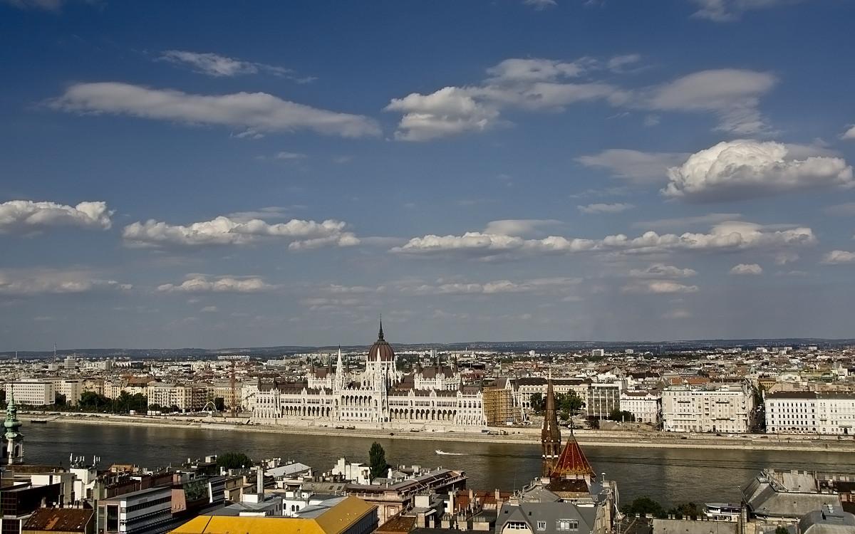 641985 - Ключ в Европу: Будапешт+Вена