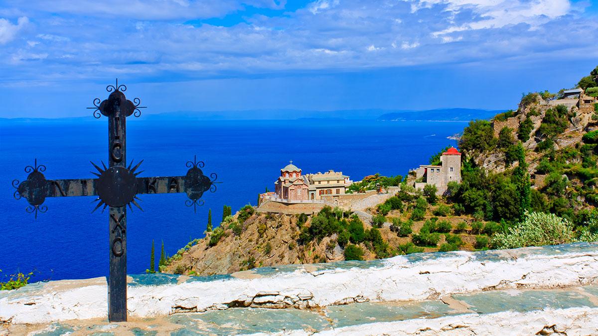 885 - Греция Халкидики 6 дней на море