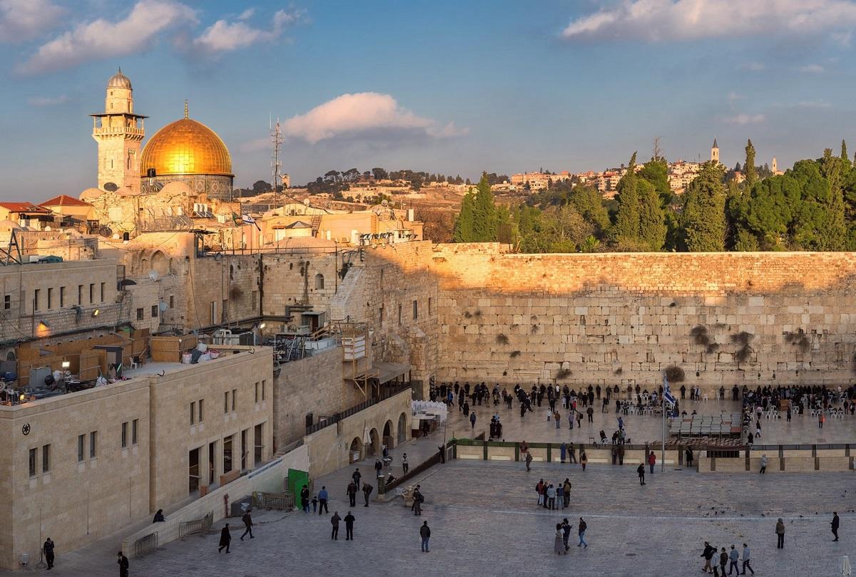 Jerusalem Copy - Весь Израиль за 6 дней