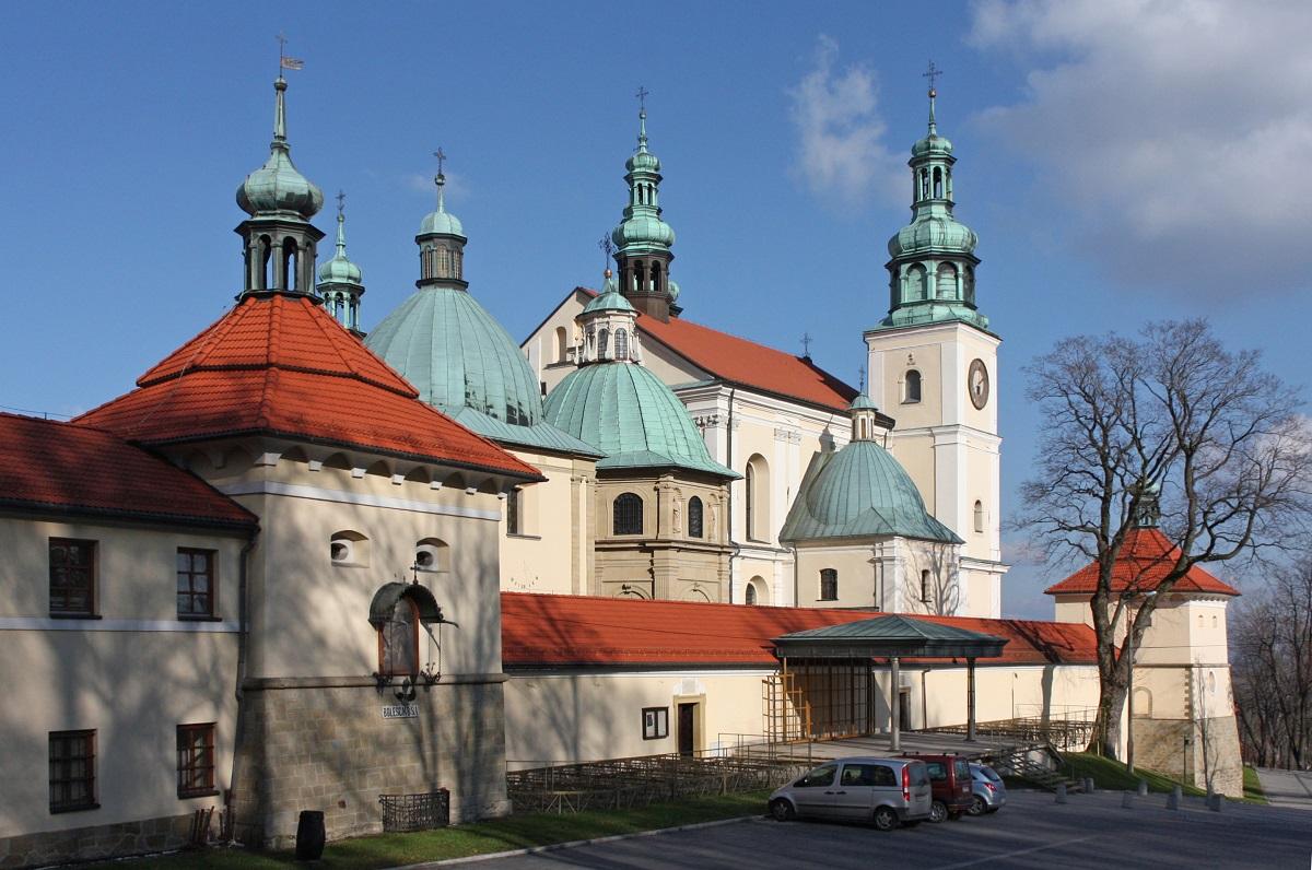 Kalwaria Zebrzydowska 014 - Святые места Польши
