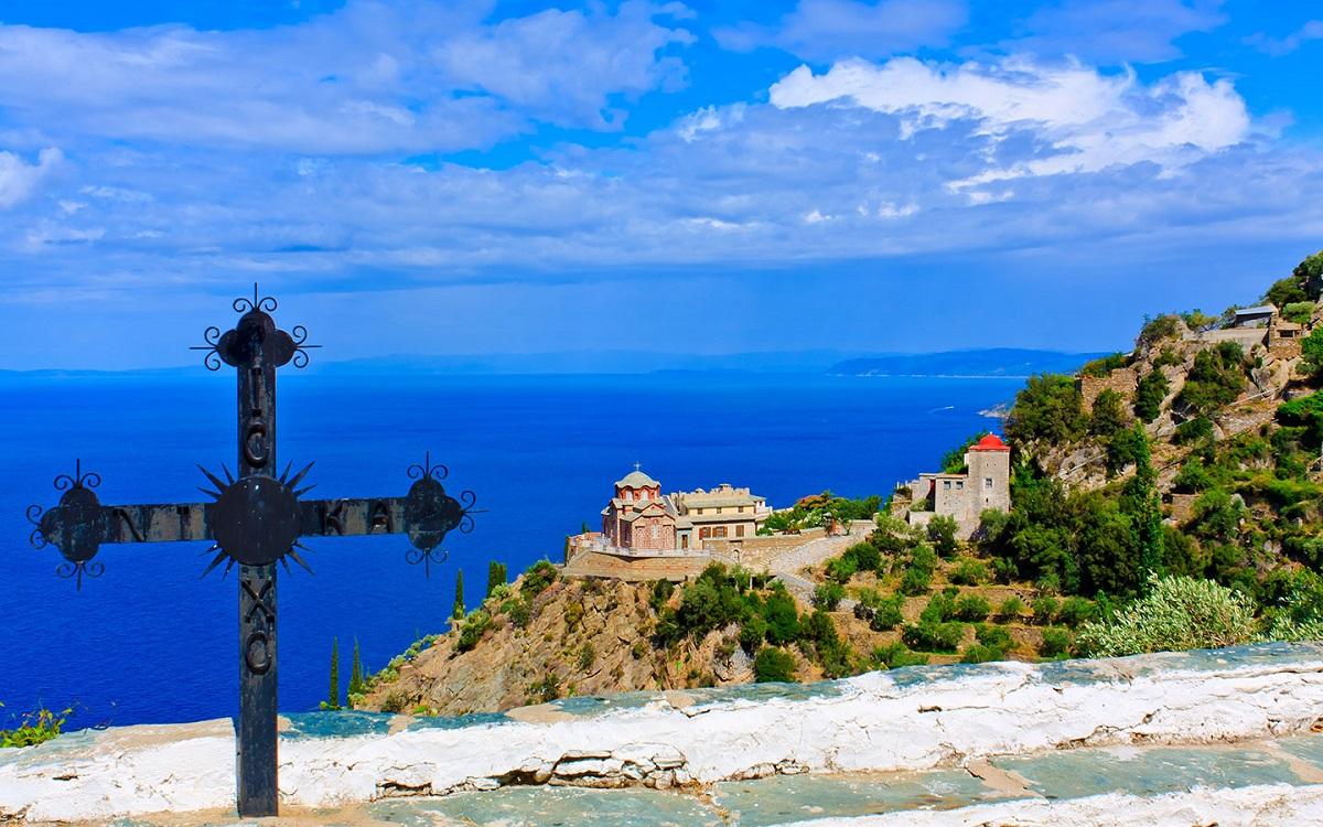 Kryiz vokryg Afona 3 - Паломничество в Меджугорье и Грецию 5 дней отдыха на море