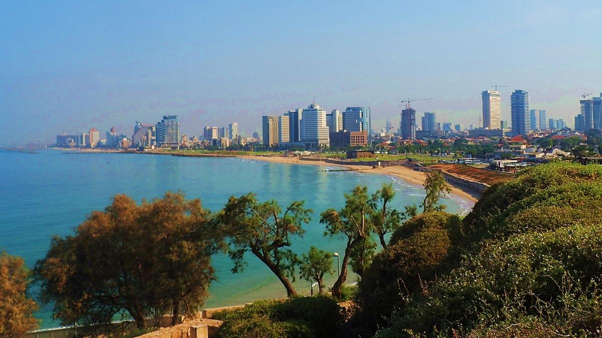 Tel Aviv - Страницами Библии
