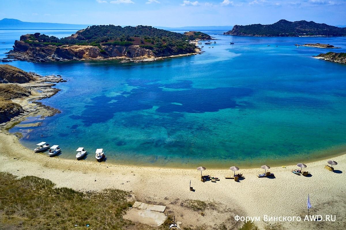 dji 0264 - Греция Халкидики 6 дней на море