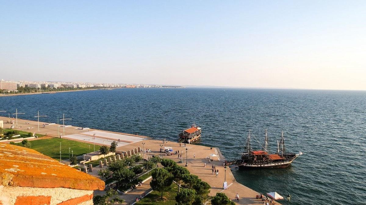 saloniki 01 - Греция Халкидики 6 дней на море