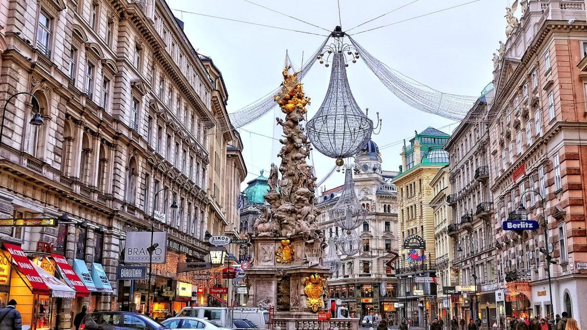 vienna sights 3 - Меню на уик-енд Будапешт и Вена