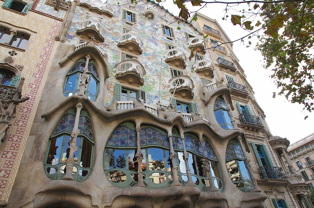 gaudi 6 - Барселона сердце Каталонии