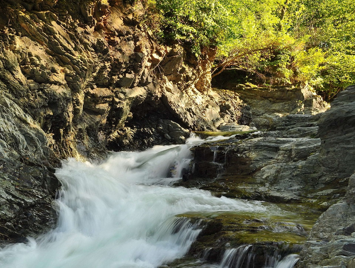 sriblyasti vodospady 4 - Гуцульские приключения
