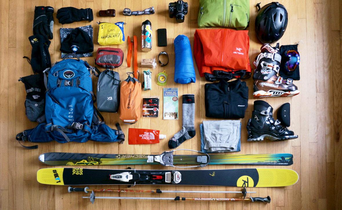 0263 001 - Что нужно знать начинающему лыжнику ?