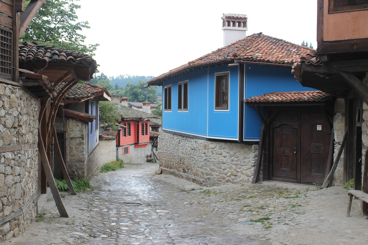 IMG 7345 1 - Копривштица. Болгарский город-музей