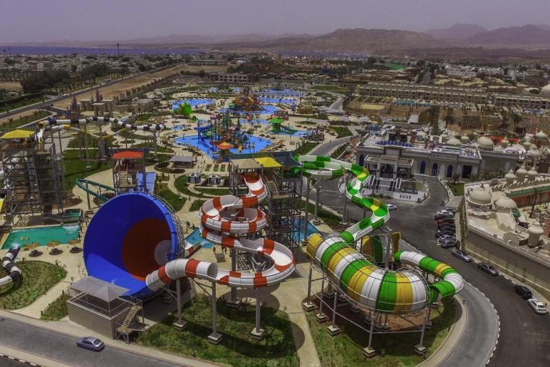 Albatros Aqua Park Sharm El Sheikh 5 - Топ-5 отелей с аквапарком в Египте
