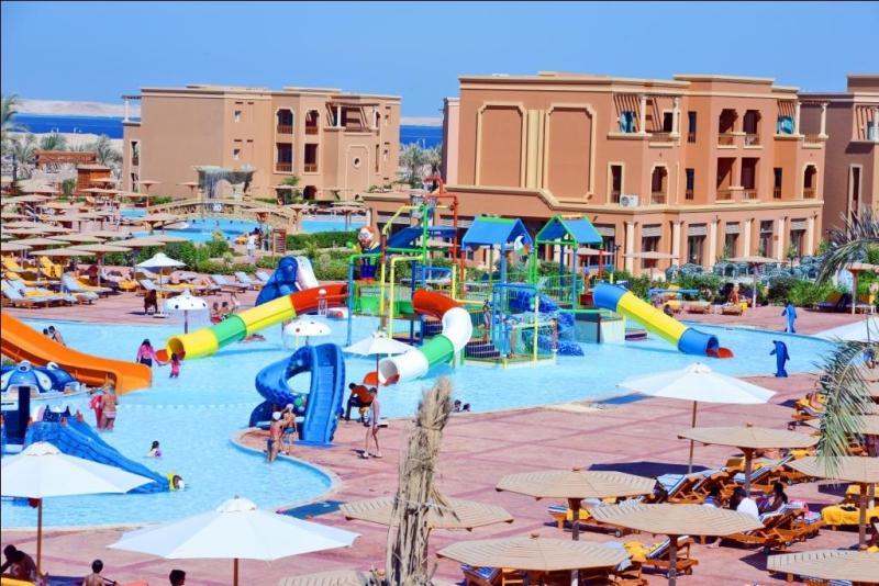 Charmillion Club Aqua Park1 - Топ-5 отелей с аквапарком в Египте