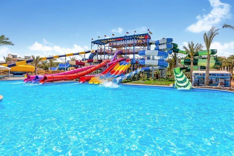 HAWAII LE JARDIN RESORT AQUA PARK 2 kopiya - Топ-5 отелей с аквапарком в Египте