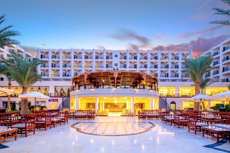 Hawaii Le Jardin Aqua Park 1 - Топ-5 отелей с аквапарком в Египте