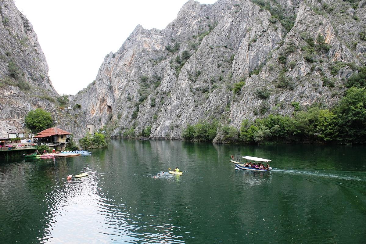 IMG 7195 1 - Каньон Матка. Одно из самых красивых мест в Македонии