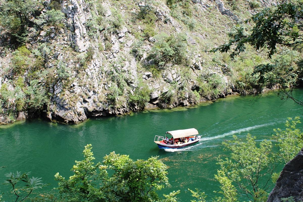 IMG 7215 1 - Каньон Матка. Одно из самых красивых мест в Македонии