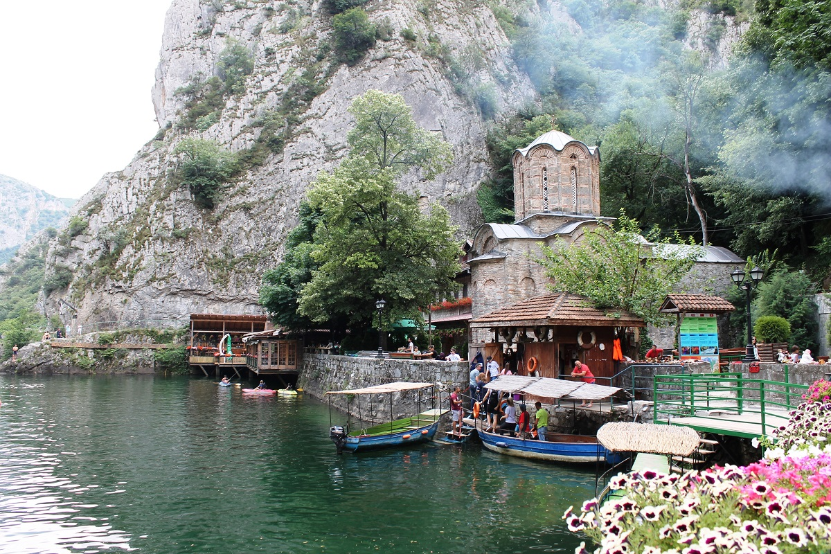 IMG 7235 1 - Каньон Матка. Одно из самых красивых мест в Македонии