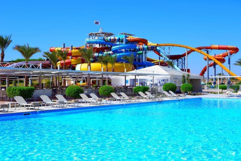 JAZ AQUAVIVA MAKADI BAY - Топ-5 отелей с аквапарком в Египте
