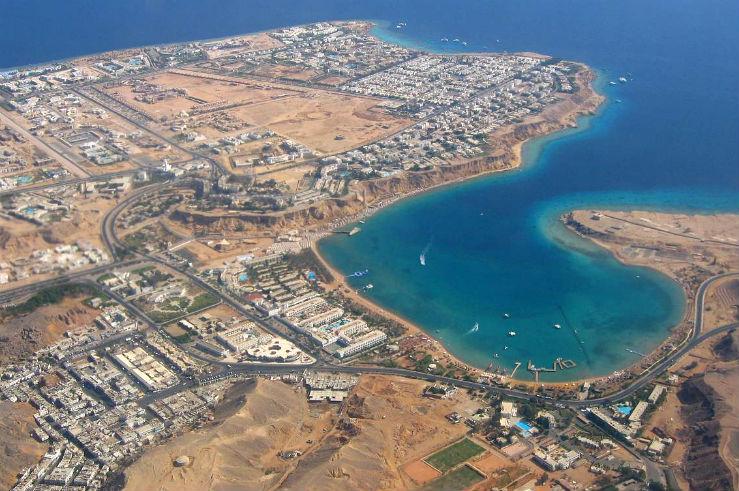 Majya - Безвітряні бухти Шарм Ель Шейха