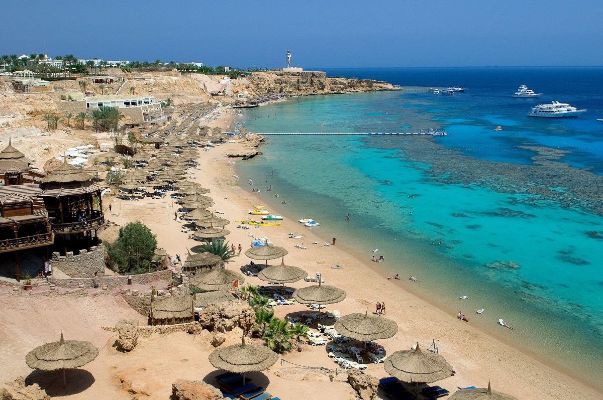 Ras um el sid 1 - Безветренные бухты Шарм Эль Шейха